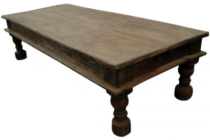 Table basse rectangulaire type coffee table AG-238