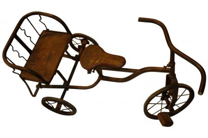 Tricycle ancien AG-508