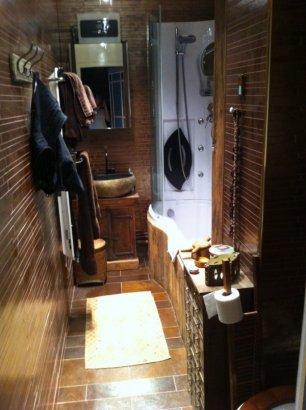 Meuble indiens narreo pour salle de bain