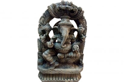 Sculpture Ganesh AH-302