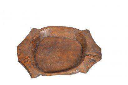 plateau en bois ancien rustique objet traditionnel indien. Black Bedroom Furniture Sets. Home Design Ideas